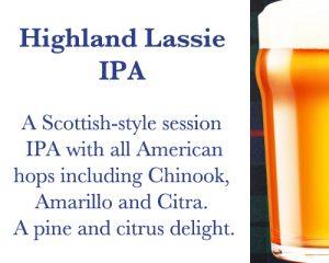 Highland Lassie IPA