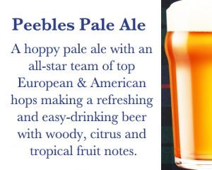 Peebles Pale Ale