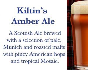 Kiltin's Amber Ale